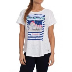 BAYSIDE MAGLIETTA DONNA PEPE JEANS - ANDY WARHOLS