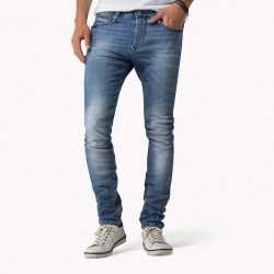 SLIM TAPERED STEVE USEC JEANS UOMO HILFIGER DENIM