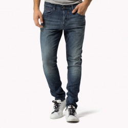 SLIM TAPERED STEVE DUDC JEANS UOMO HILFIGER DENIM