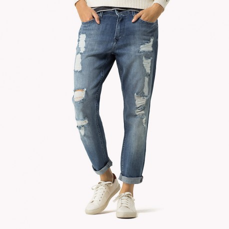 GIRLFRIEND 7/8 CLAIRE HIDST JEANS DONNA HILFIGER