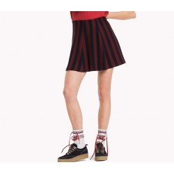 THDW BASIC KNIT SKIRT 14 GONNA TOMMY HILFIGER