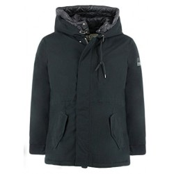 ARMY COTTON ESKIMO PARKA PENN-RICH UOMO