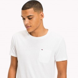 TJM ESSENTIAL POCKET TEE T-SHIRT UOMO TOMMY JEANS