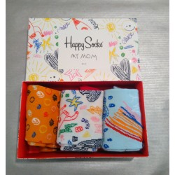 MOTHERS DAY GIFT BOX CALZE HAPPY SOCKS