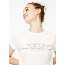 HERMI T-SHIRT DONNA PEPE JEANS