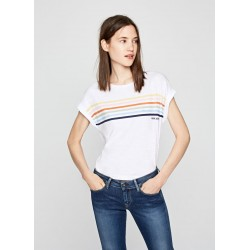 ARQUIMEDE T-SHIRT DONNA PEPE JEANS